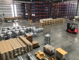 FTZ Warehouse
