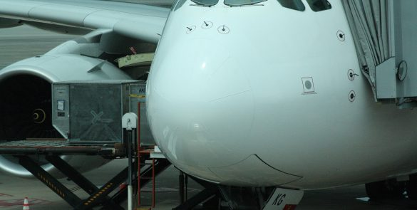 Air Freight Cover