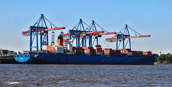 Ocean Freight Cover