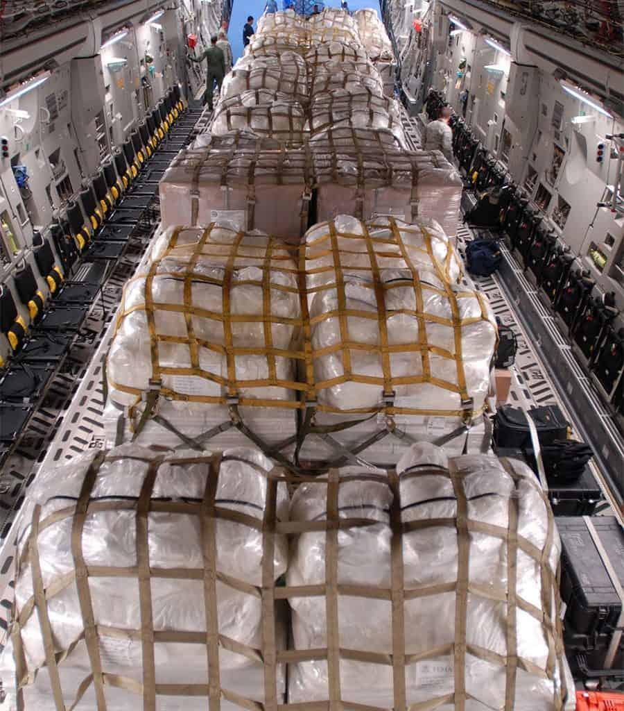air freight charter cargo