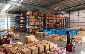 Best Global Logistics Thailand Free Zone Warehouse
