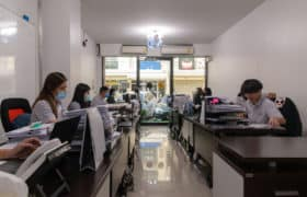 BGL Laem Chabang Office