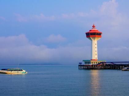 Ranong Port & Lighthouse