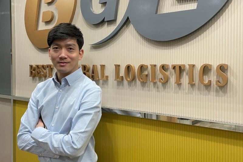 Mr. Cheewit Mookprom, Logistics Manager
