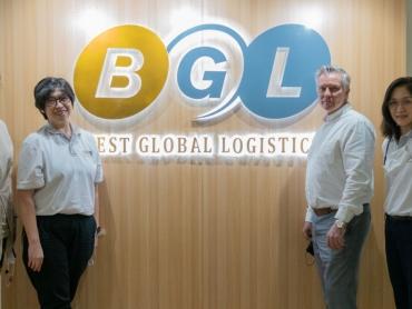 BGL Laem Chabang Management Team